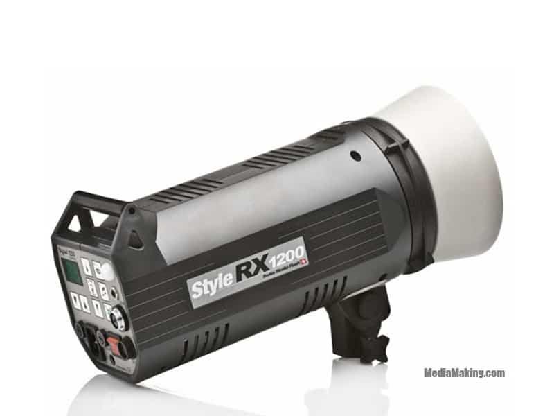 Elinchrom style RX 1200