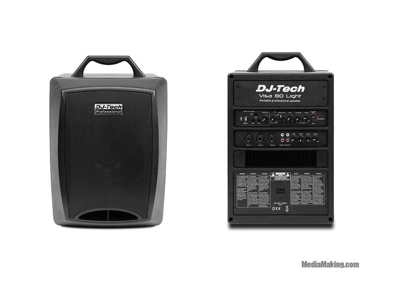 Diffusore DJ Tech