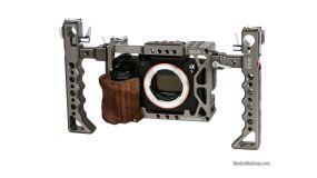 Varavon Zeus Premium Cage per Sony a7R II, a7S II, & a7 II
