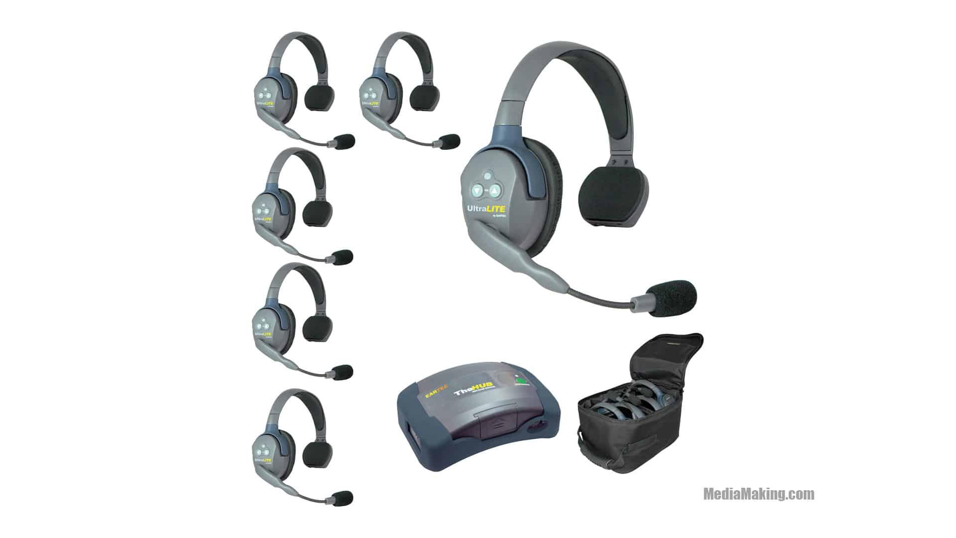 Noleggio mixer video, Video mixers | Radio link | Intercom, MediaMaking