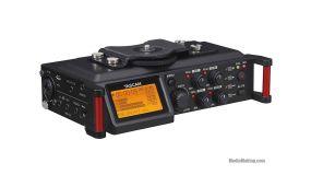 Tascam DR-70D Recorder