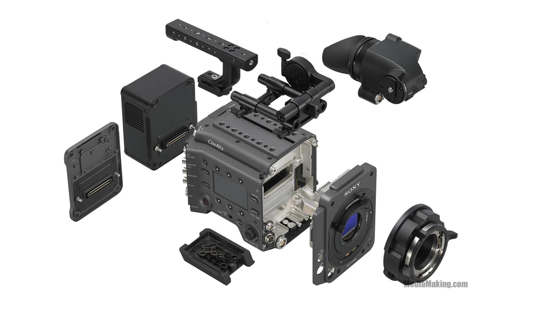 sony venice, Sony Venice CineAlta 6K, MediaMaking